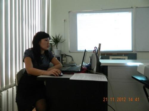 семинар для школ-партнеров КГУ 21.11.2012