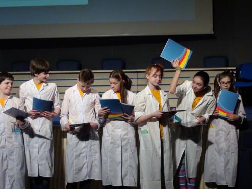 Младшие научные сотрудники
