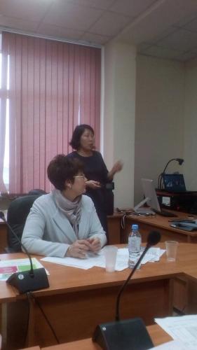 Видеоконференция с командой ШЛР