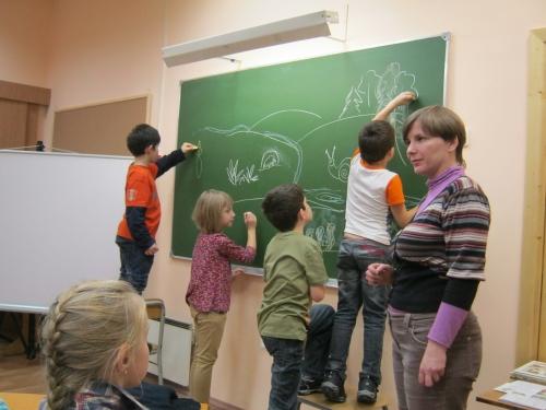 """Методический семинар-стажировка """"Загадки природы: деятельностные формы образования в начальной школе на материале естествознания"""