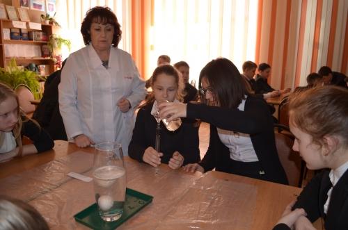 День опытов и экспериментов - 30.03.2015