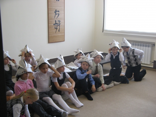 Уроки японской культуры в школе