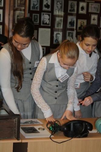 Неделя краеведения, истории и социологии науки и технологий в гимназии №1 г. Пензы