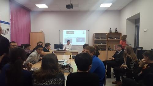 Международный день науки в Ресурсном центре МГПУ и школьной Лиги РОСНАНО