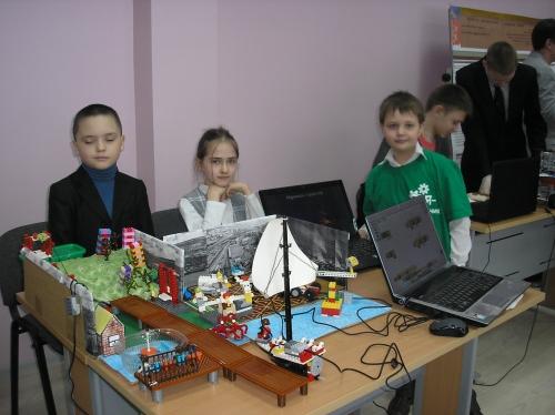 """Соревнование """"Юные инженеры Арктики"""""""