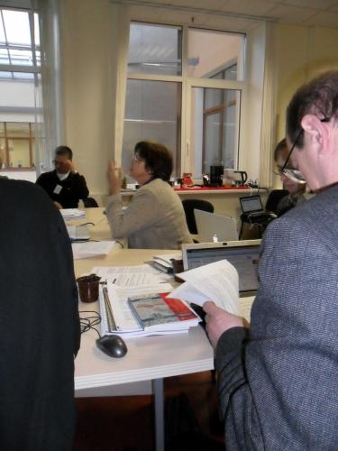 Проектировочный семинар Лиги Школ Роснано