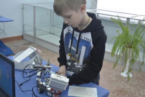 Региональный робототехнический фестиваль 2016 год, г. Норильск
