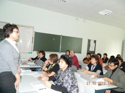 семинар для школ- партнеров КГУ 21.11.2012