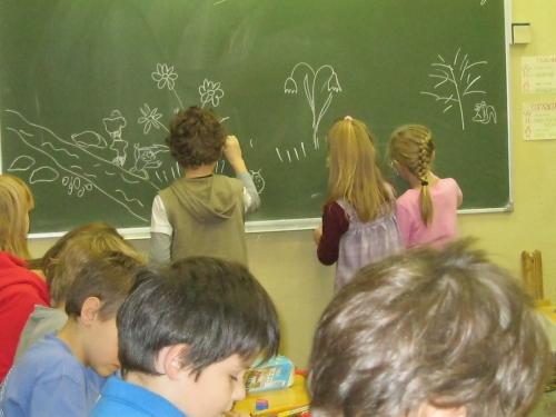 """Cтажировка """"Проектирование естественно-научного образования в начальной школе"""""""