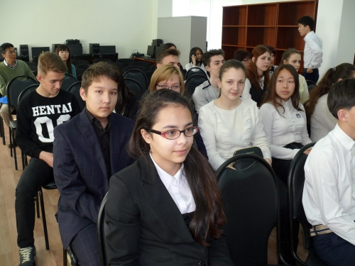 """Участие команды МБОУ """"РНГ"""" в """"Наноград-Калмыкия. 2016"""""""
