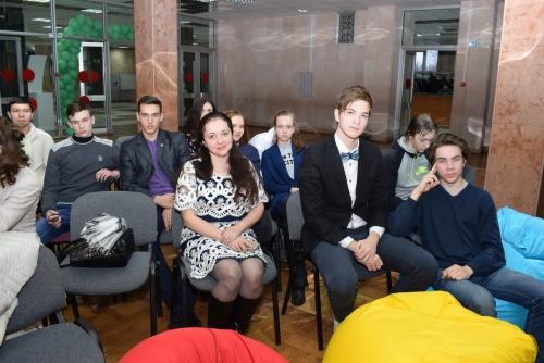 Открытый лекторий БГТУ им. В.Г. Шухова от ведущих ученых вуза (3)