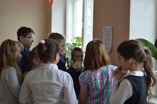 Турнир по поиску информации в сети Интернет (начальная школа) 2017