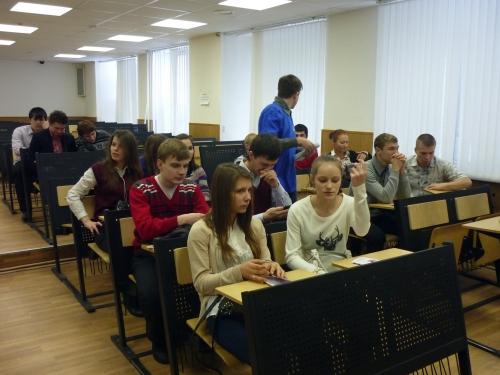 "Профориентационная неделя ""Школа-ВУЗ"""