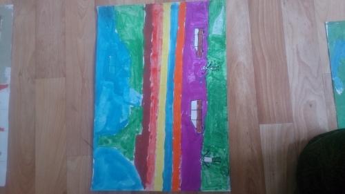 Детские рисунки учащихся 1-6 классов по РОСНАНО