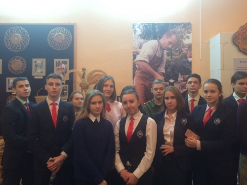 Экскурсия в музей народного творчества.